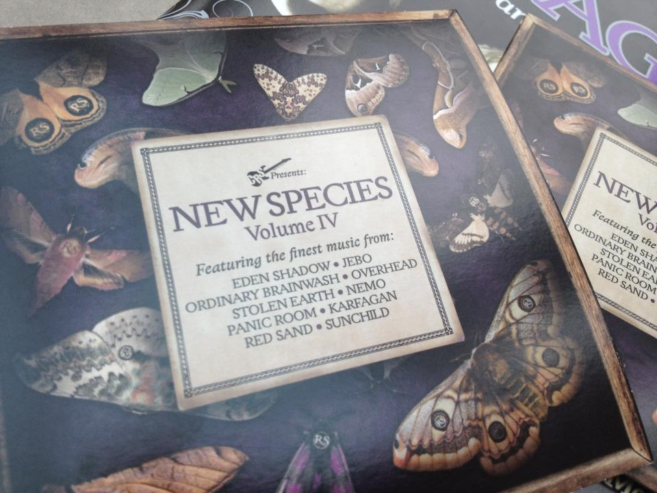 New Species Volume 4 Eden Shadow