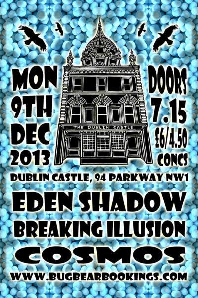 Eden Shadow Live at Dublin Castle