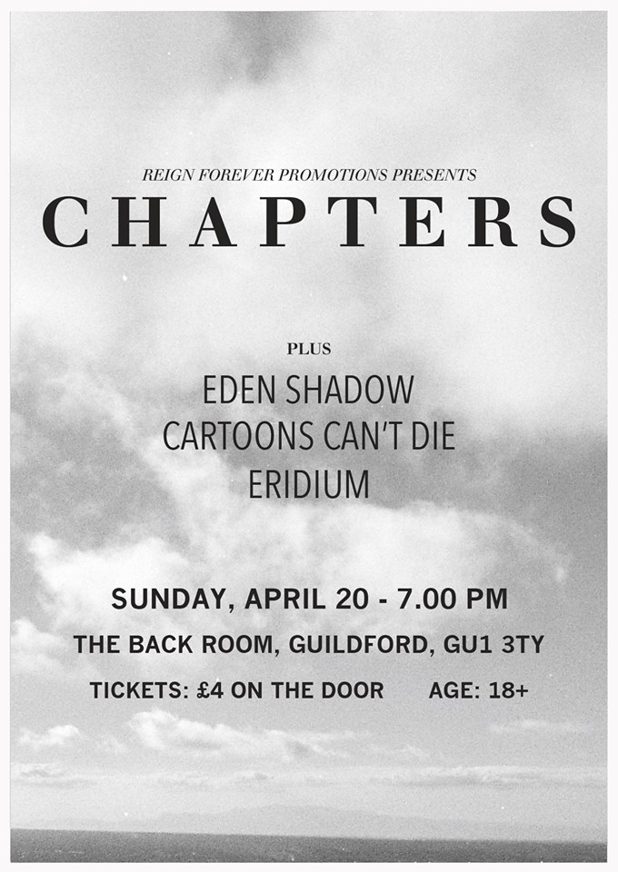 Eden Shadow Chapters