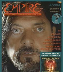 Eden Shadow Empire Alan Parsons